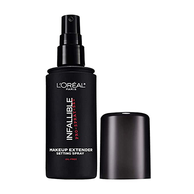 L'Oreal Paris Infallible Pro-Spray and Makeup Extender