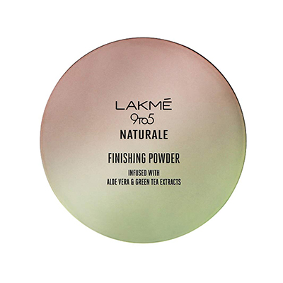 Lakme 9 to 5 Natural Finishing Powder For Bridal Makeup Kit