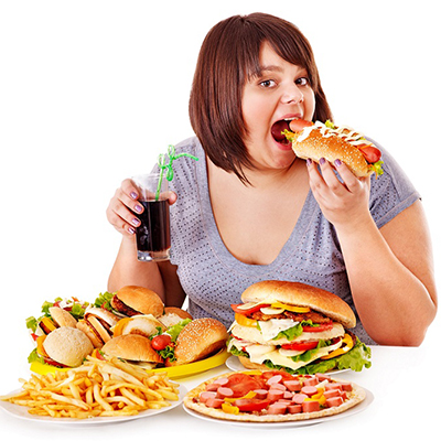 Eating Junk Food | weight loss vs fat loss